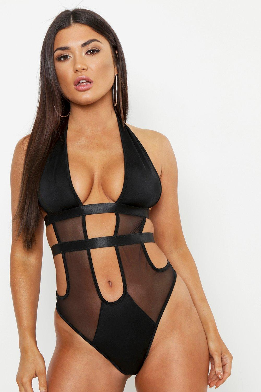 Plunge Cut Out Body