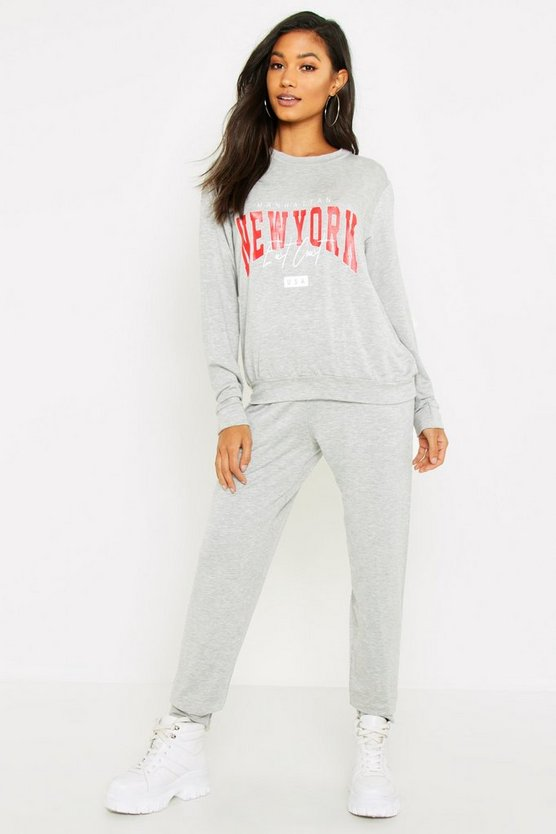 New York Sweat & Jogger Set