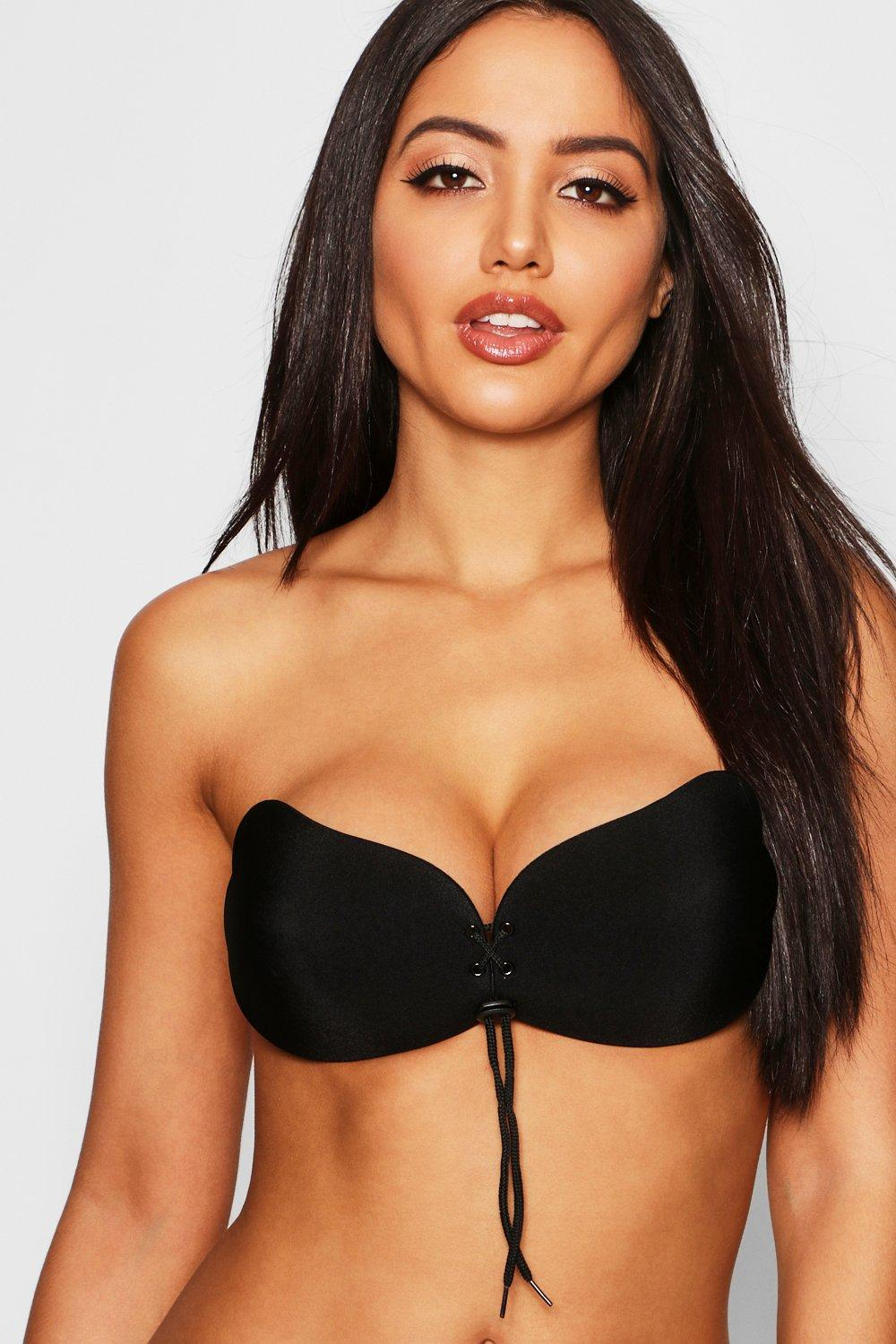 b203950ff96 ... Lace Up Bra 2 Pack. Hover to zoom