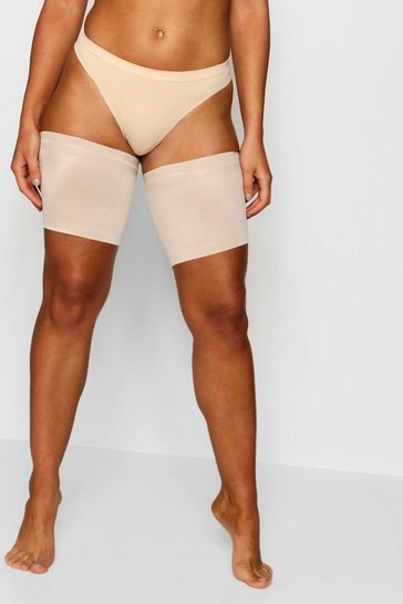 Womens Nude Anti Chafing Thigh Band