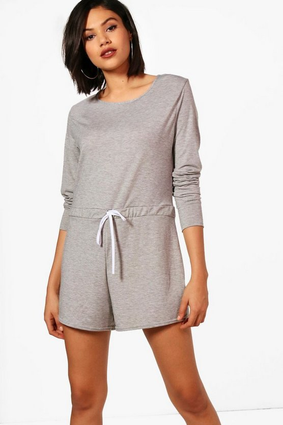 Elasticated Waist Playsuit
