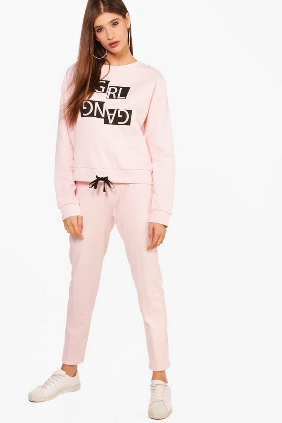 Eloise Girl Gang Sweat & Jogger Set