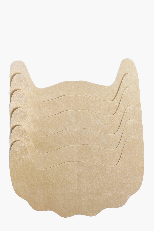 de pechos Pack Trasparente 3 para de los elevar desechable HpWFRS