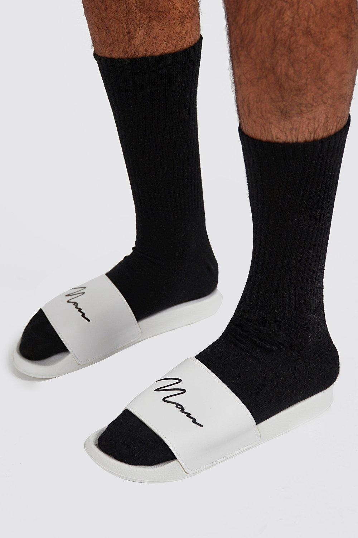 Sandals script man