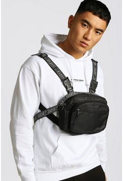 Herr Black MAN Tape Chest Rig