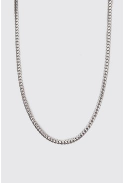 Silver Cuban Chain