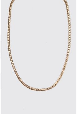 Mens Bronze Cuban Chain