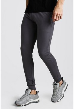 Joggings super skinny, Anthracite
