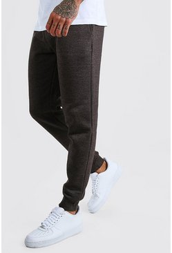 Joggings coupe slim, Anthracite