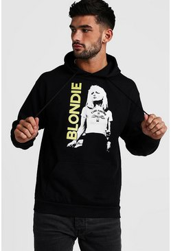 Black Blondie License Hoodie