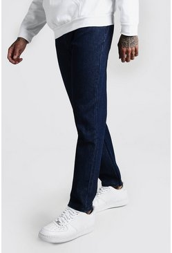 Indigo Slim Rigid Jeans