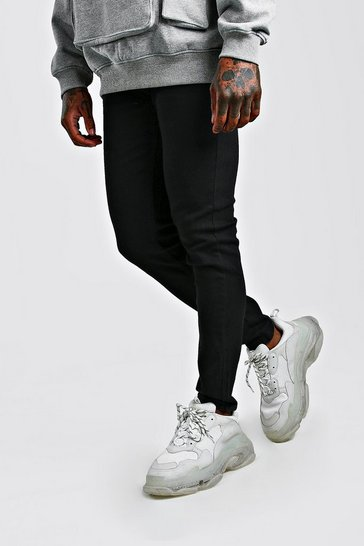 Mens Black Skinny Jeans