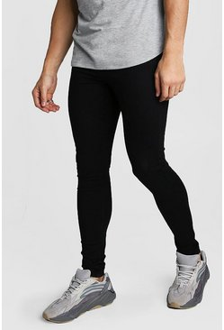 Spray On Skinny Jeans, Black