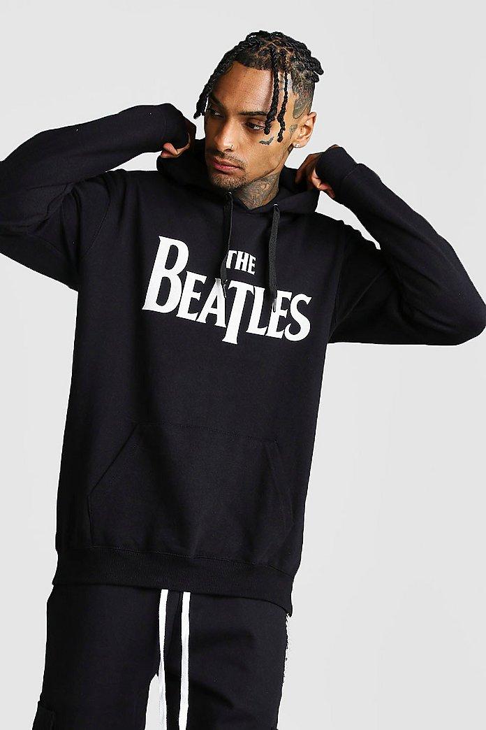Sweat à capuche Beatles officiel | boohoo