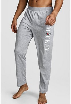 Herr Grey Disney Mickey Text Lounge Pant
