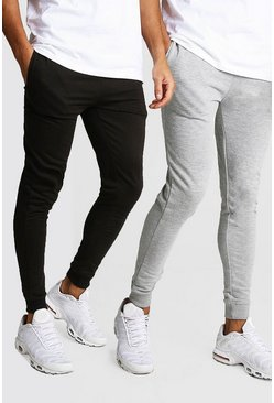 2 pack Super Skinny Fit Jogger, Multi