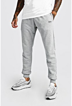 Grey MAN Signature Slim Fit Jogger