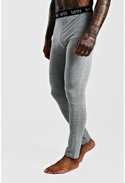 Grey MAN Dash Meggings