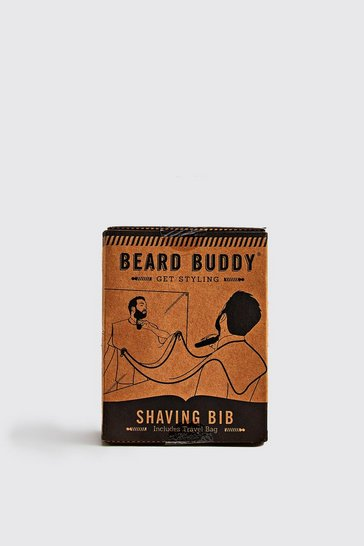 Mens White Beard Buddy