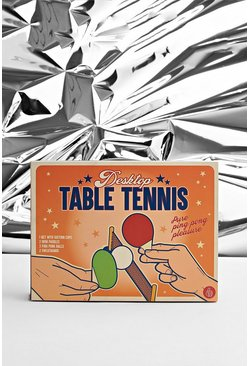 Desktop Table Tennis, Multi, HERREN