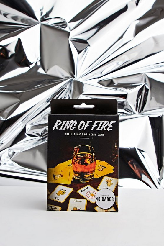 Mens Multi Ring of Fire