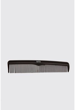 Black MAN Hair Comb