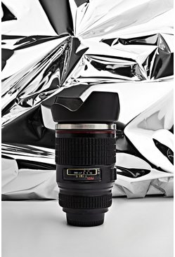 Camera Lens Mug, Multi, HOMMES