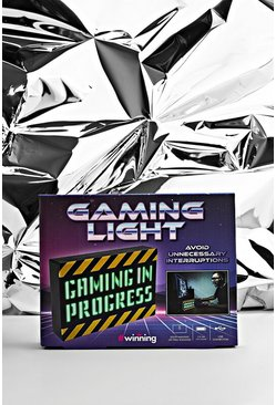 Gaming In Progress A5 Light Box, Multi, HERREN