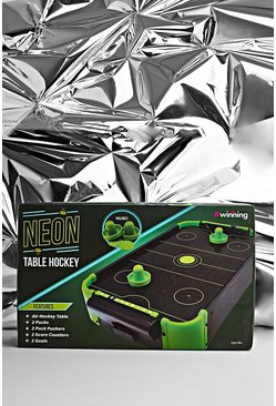 Mens Multi Neon Air Hockey