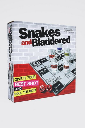 Mens Multi Snakes And Bladdered
