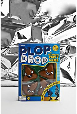 Plop Drop Party Game, Multi, HERREN