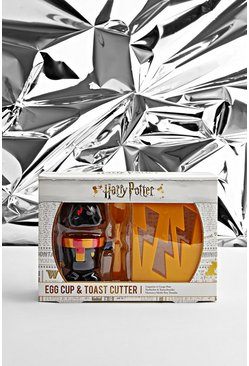 Mens Multi Harry Potter License Egg Cup