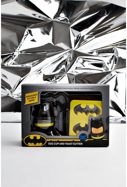 Batman License Egg Cup, Multi, HERREN