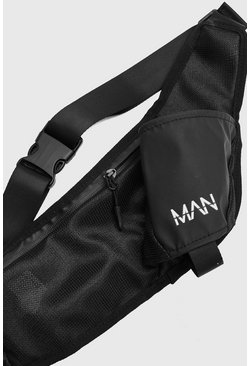 MAN Active Sling Bag, Black