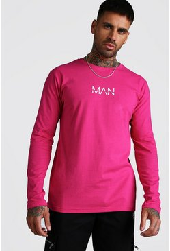 Rose Original MAN Long Sleeve T-Shirt