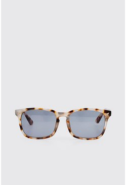 Multi Light Tortoise Sunglasses
