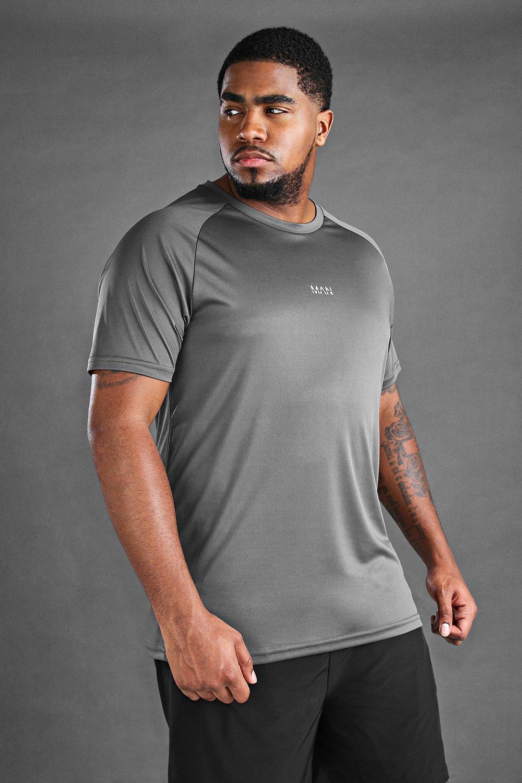 Купить со скидкой Из коллекции «Big And Tall»— Удлиненная футболка MAN Active