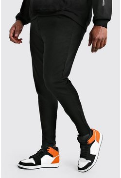 Jeans super skinny Big and Tall , Nero