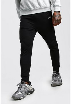 Black MAN Skinny Fit Jogger