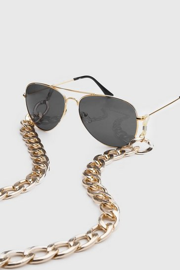 Gold Chain Sunglasses Chain