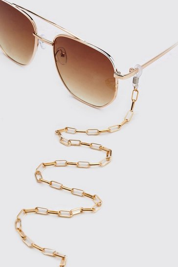 Gold Fink Link Sunglasses Chain