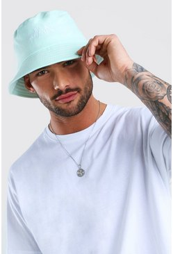 Mint MAN Dash Bucket Hat