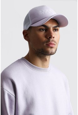 Lilac MAN Dash Mesh BackTrucker
