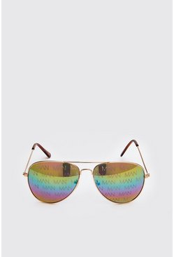 Multi MAN Print Aviator
