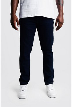 Indigo Big & Tall Skinny Fit Jeans