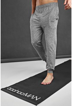 MAN Active Yoga-Jogginghosen, Grau