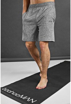 Ensemble short de yoga MAN Active, Gris