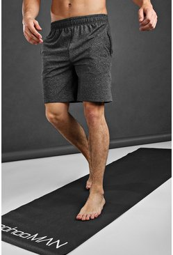 Charcoal MAN Active Yoga Shorts