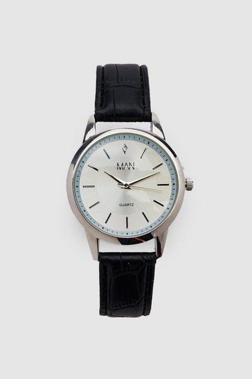 Black MAN Classic Watch