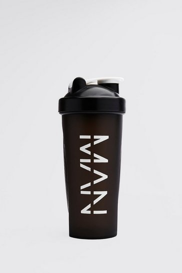 Black MAN Active Protein Shaker